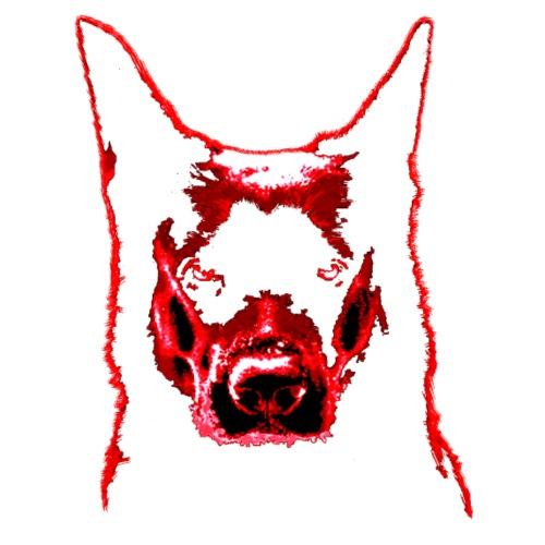 Höllenhund - Männer Premium T-Shirt