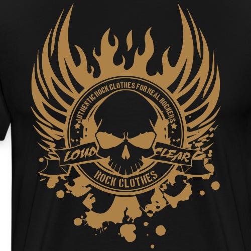Rock Clothes - Skull