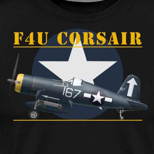 F4U Hedrick shirt design - Men's Premium T-Shirt