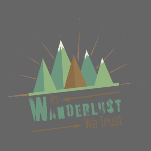 In Wanderlust We Trust