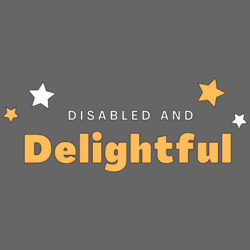 Disabili e delizioso - Maglietta Premium da uomo