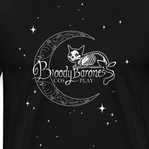 Bloody Baroness Cosplay - Moon & Stars - Men's Premium T-Shirt