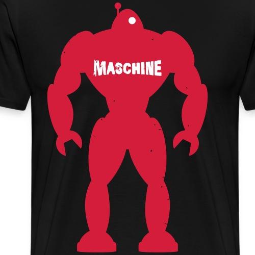 MASCHINE 2.0 - Männer Premium T-Shirt