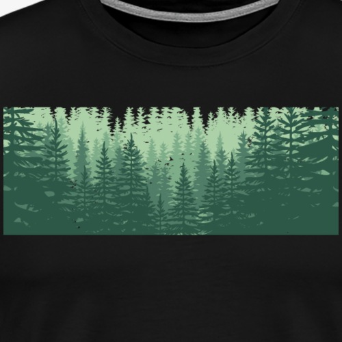 pineforest - Men's Premium T-Shirt