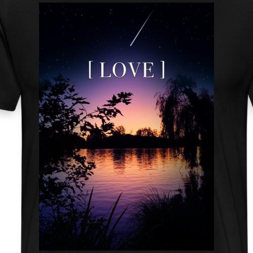 LOVE 07/07 - T-shirt Premium Homme