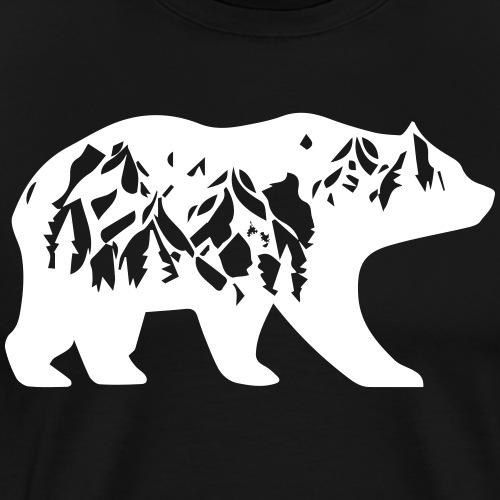 Bär Bären Natur Wildnis Mutternatur Leben Wandern