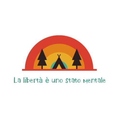 libertà - Maglietta Premium da uomo