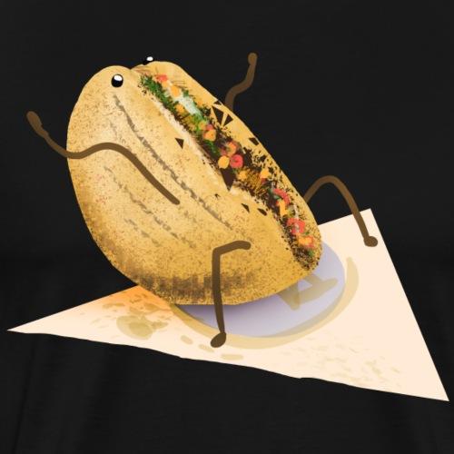 Taco Baby - Männer Premium T-Shirt