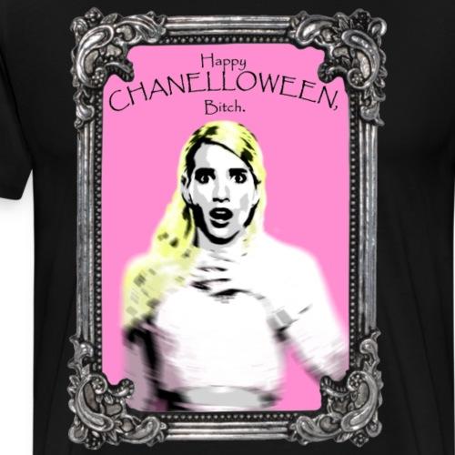 Happy Channelloween - Männer Premium T-Shirt
