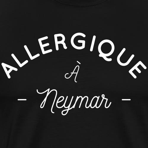 Allergique à - T-shirt Premium Homme