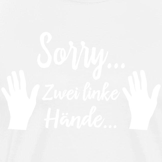 Ungeschickt Tollpatschig Zwei Linke Hände Ausrede