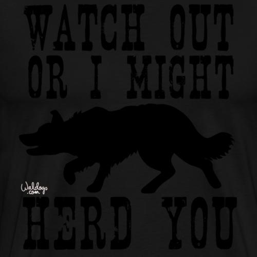 herdyou2 - Men's Premium T-Shirt