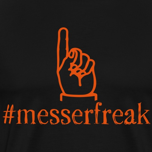 Messerfreak - Männer Premium T-Shirt