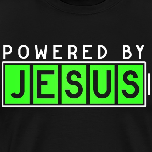 Powered by Jesus