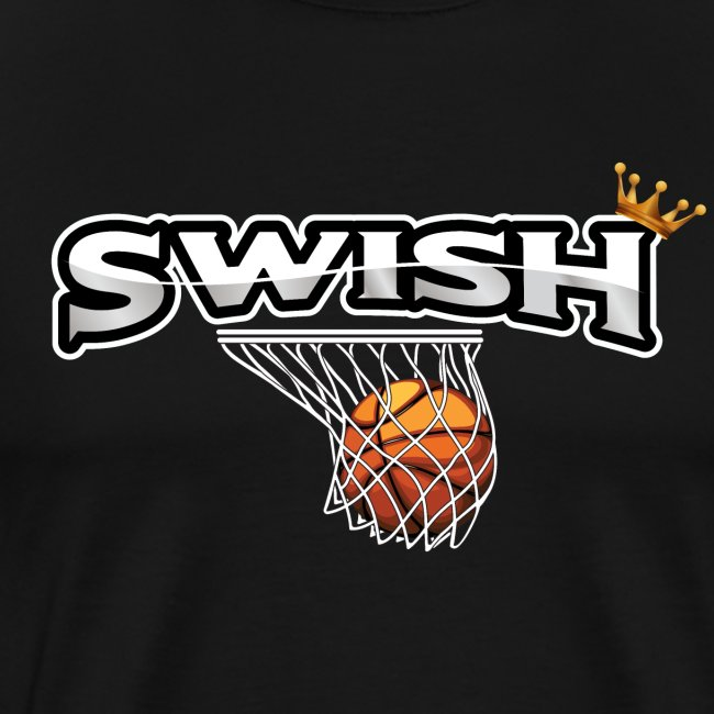 "The king of ""swish"" - For basketball players"
