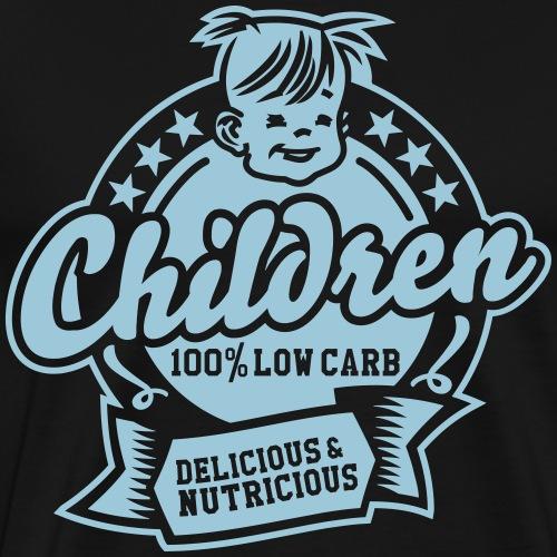 Low Carb - Männer Premium T-Shirt