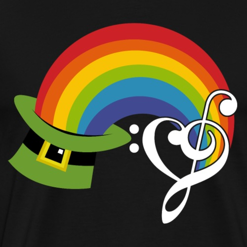 Irish Music - Männer Premium T-Shirt