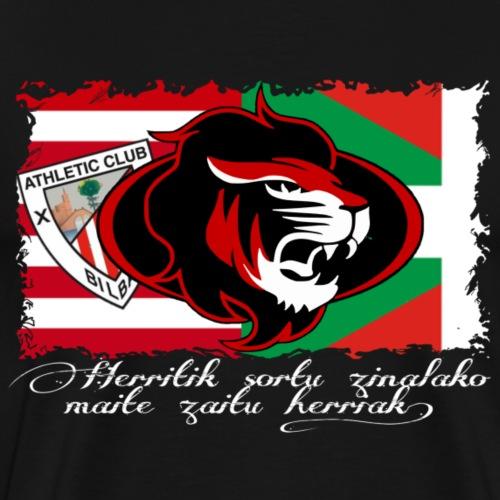 Athletic , herritik sortu zinalako ... - Camiseta premium hombre