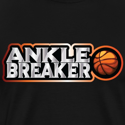 Ankle Breaker for real streetball players - Men's Premium T-Shirt