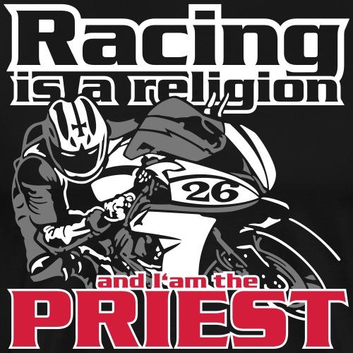 Racing »Priest« - Männer Premium T-Shirt