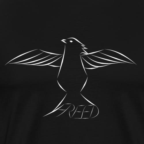Fly free - Men's Premium T-Shirt