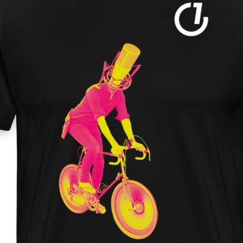 OLDENBURG EINS - Mic-Head - Männer Premium T-Shirt