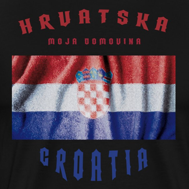 Croatia Hrvatska Flag