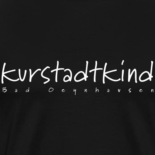Die Kinder vom Bahnhof Oeynhausen. - Männer Premium T-Shirt