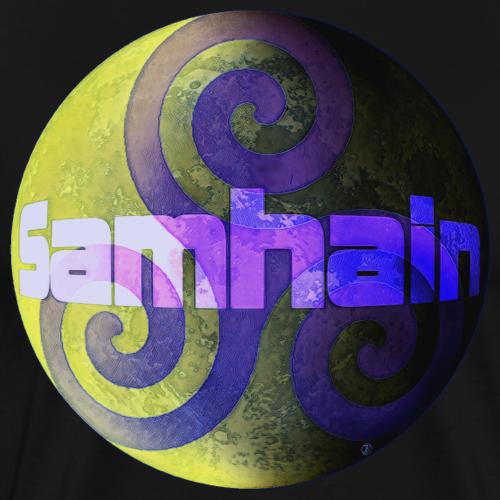 Samhain: the light side and the dark side - Men's Premium T-Shirt