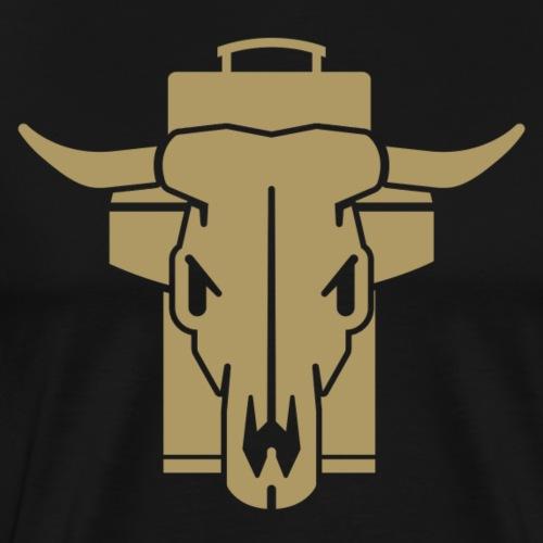 GRILL BADGE v45G - Männer Premium T-Shirt