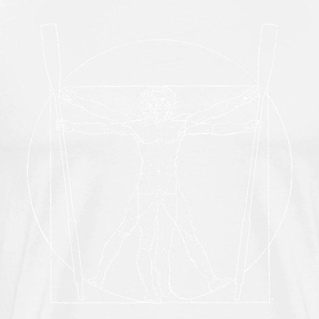 Vitruvian Skiffie (white)