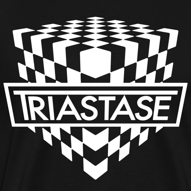 Triastase Logo White