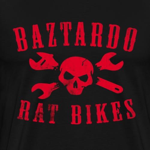 BAZTARDO - Ratbikes - Männer Premium T-Shirt