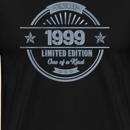 1999 Geboren - Geschenk T-Shirt für 20. Geburtstag