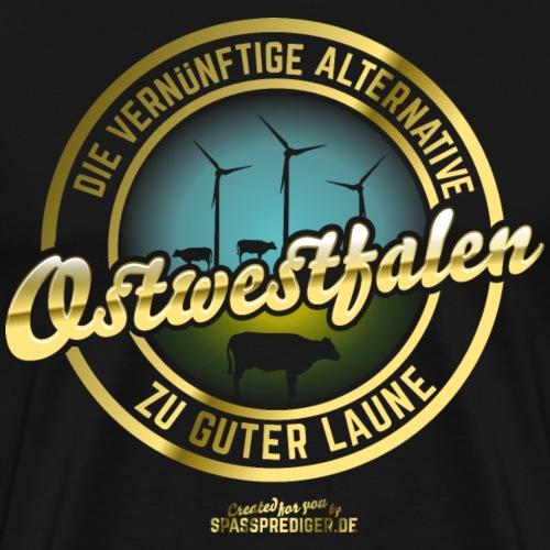lustiges Ostwestfalen T-Shirt - Männer Premium T-Shirt