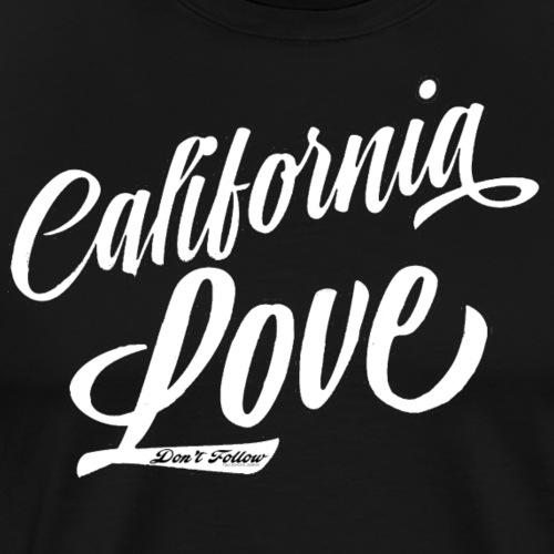 California Love - Maglietta Premium da uomo