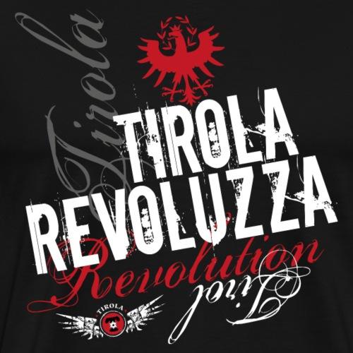 Tirola Revoluzza weiss - Männer Premium T-Shirt