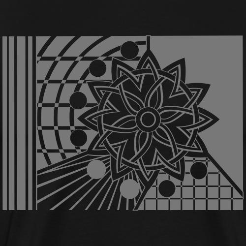 galaxie - T-shirt Premium Homme