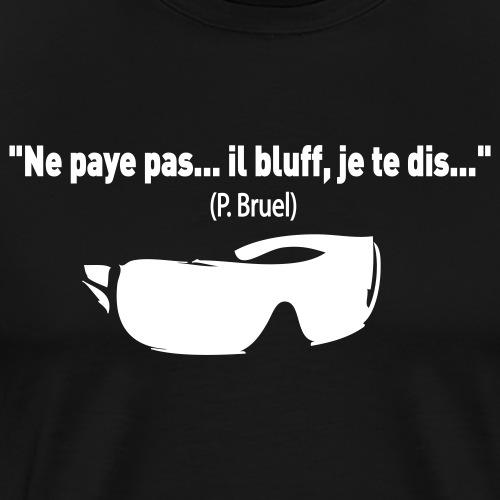 p.bruel - T-shirt Premium Homme