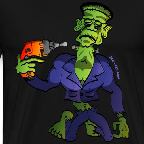 Franky Says Goodbye - Men's Premium T-Shirt