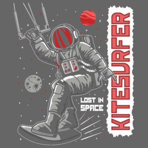 Kitesurfer - Lost in space - Männer Premium T-Shirt
