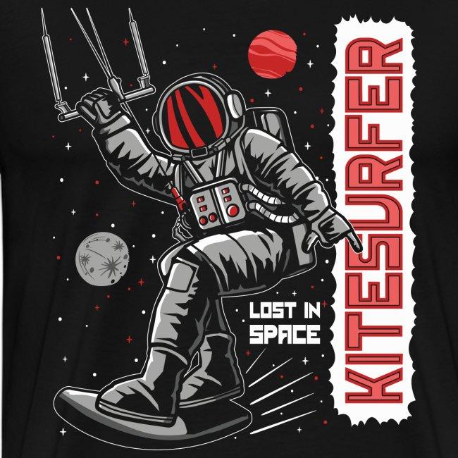 Kitesurfer - Lost in space