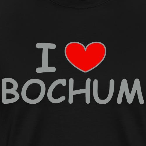 I ♥ Bochum - Männer Premium T-Shirt