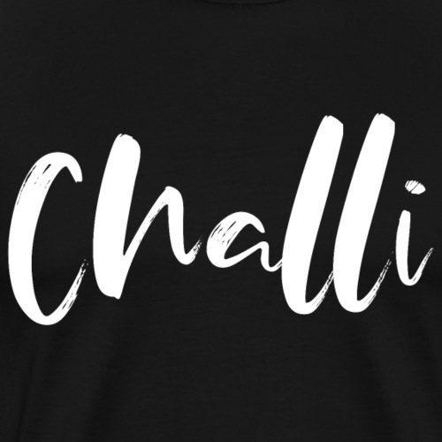 CHALLI - Männer Premium T-Shirt