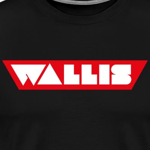WALLIS - Männer Premium T-Shirt