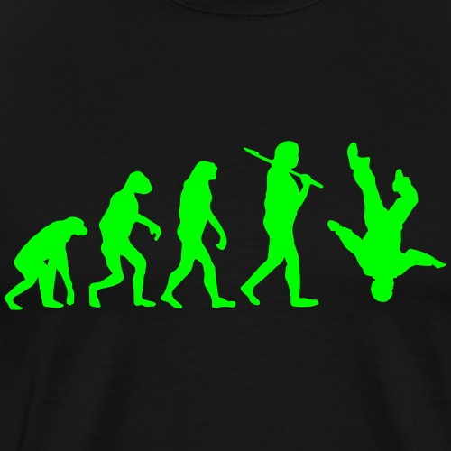 Skydive EVOLUTION - T-shirt Premium Homme