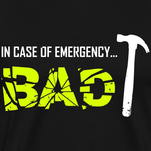 Emergency Break - Men's Premium T-Shirt