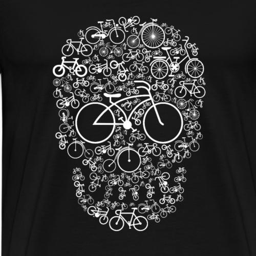 Totenkopf Fahrräder - Männer Premium T-Shirt