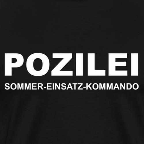 SOMMER-EINSATZ-KOMMANDO - Männer Premium T-Shirt