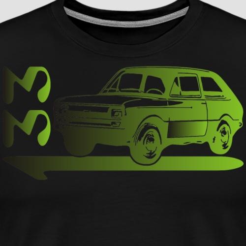 Auto 133 - Männer Premium T-Shirt